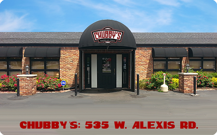 Chubby's Sports Bar & Grill - 535 W. Alexis Rd., Toledo, Ohio